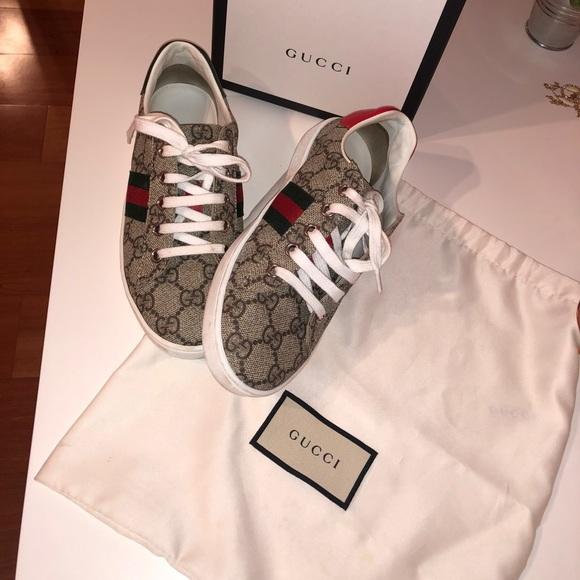 Gucci Shoes | Authentic Gucci Kid Shoes